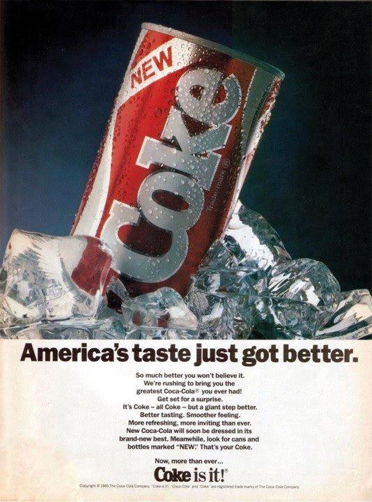America's Taste Just Got Better