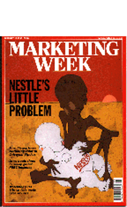 Marketing Week - Nestlé's Little Problem